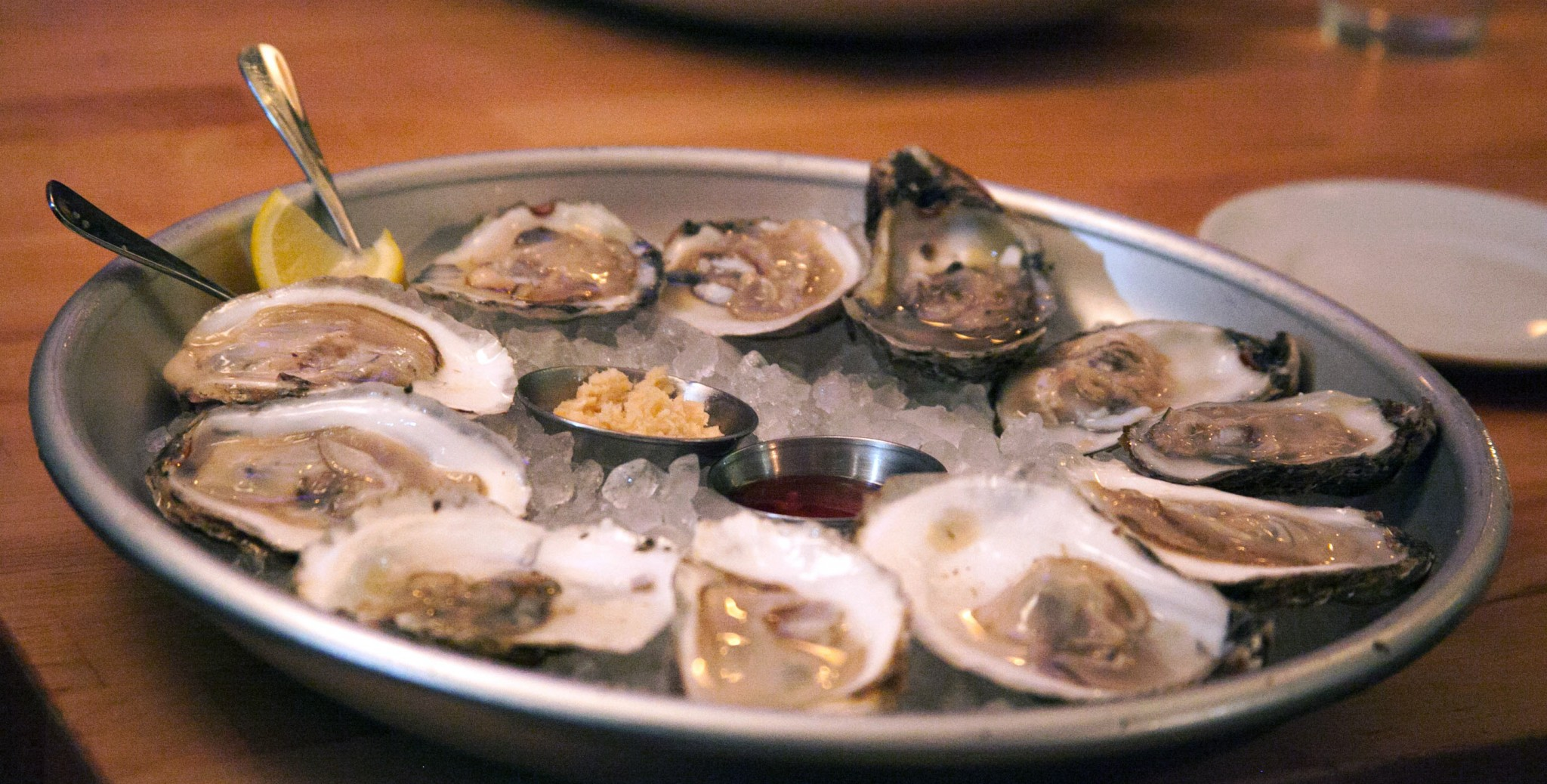 Contact public fish and oyster for Public fish and oyster