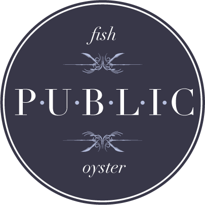 Public fish and oyster charlottesville east coast for Public fish and oyster